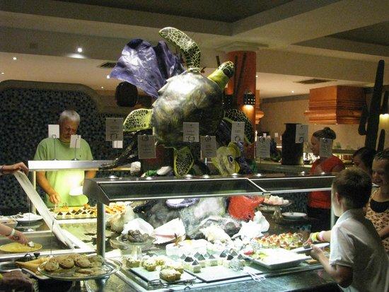 Iberostar Cozumel : buffet