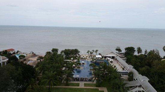 Novotel Hua Hin Cha Am Beach Resort and Spa: View