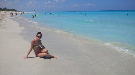 Sol Sirenas Coral Resort: Playa del hotel sol sirenas coral