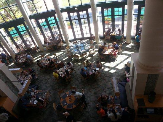 Wyndham Grand Rio Mar Puerto Rico Golf & Beach Resort: Buffet Breakfast