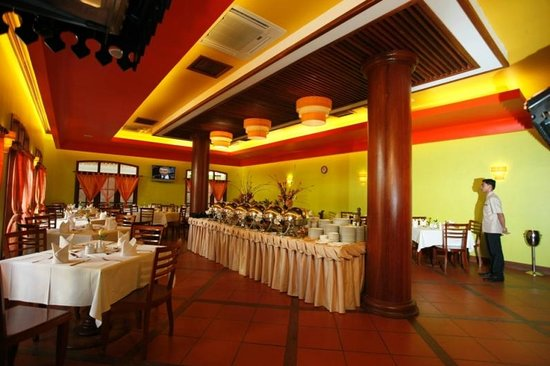 Steung Siemreap Hotel : Dining Room