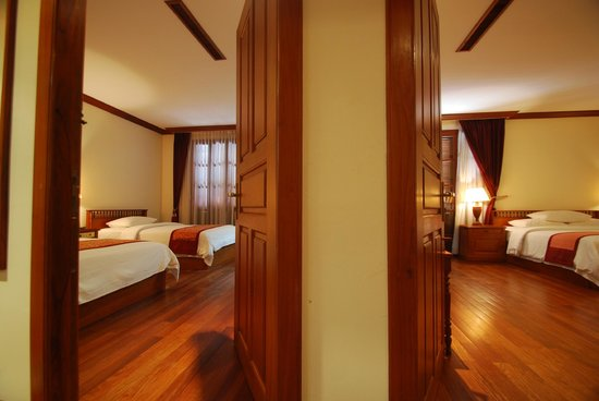 Steung Siemreap Hotel: Suite Room
