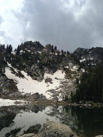 Teton View Bed & Breakfast: More Teton Hiking