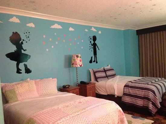 Omni Houston Hotel : Kids Suite