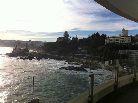 Sheraton Miramar Hotel & Convention Center : vista desde el valcon
