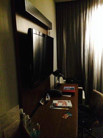 Kimpton Hotel Eventi: TV plana