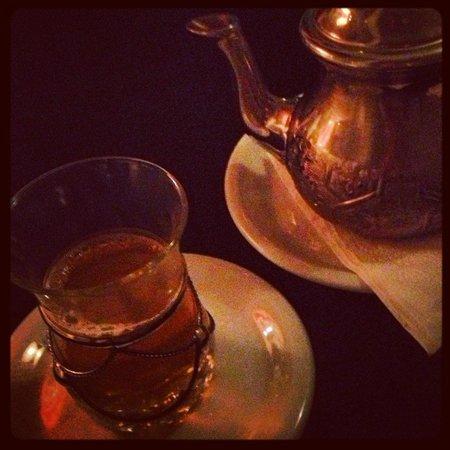 Rick's Cafe : Mint Tea