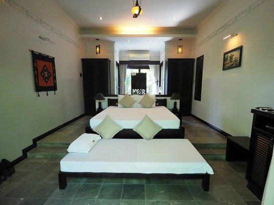 Villa Hoa Su Frangipani: Room