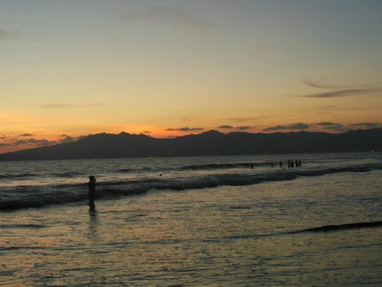 Occidental Nuevo Vallarta : Sunset at the beach