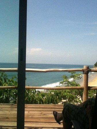 Punta Monterrey Beach: Vista desde la habitacion