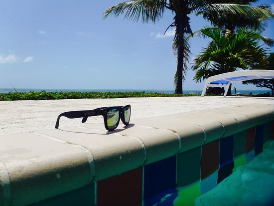 Seascape Motel and Marina: Pool