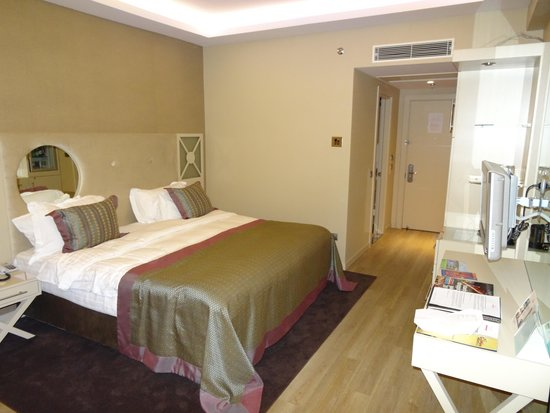 WOW Istanbul Hotel: Room 734