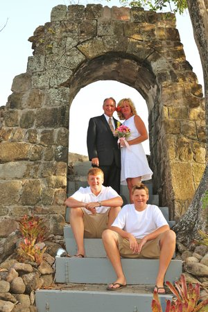 Nisbet Plantation Beach Club: Vow renewal