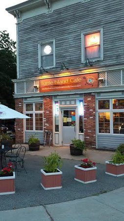 Willsboro, estado de Nueva York: Turtle Island Cafe
