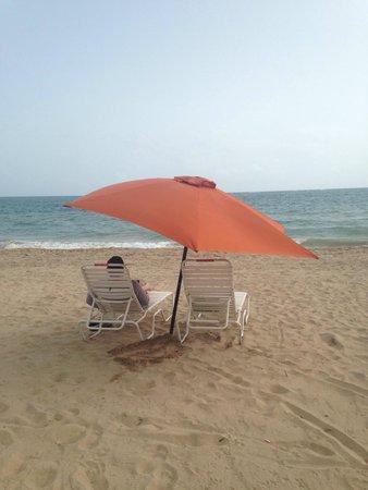 Numero Uno Guest House: Amazing Beach!!
