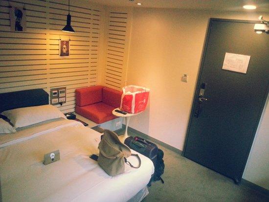 Swiio Hotel: Superior double room