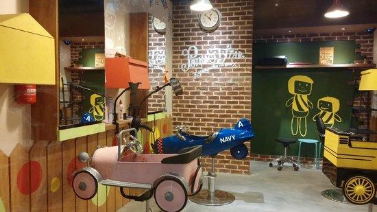 PasarBella   A Farmersu0027 Market: Cute Barber Shop For Kids.
