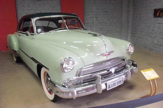 The Automobile Museum: Museu do Automóvel