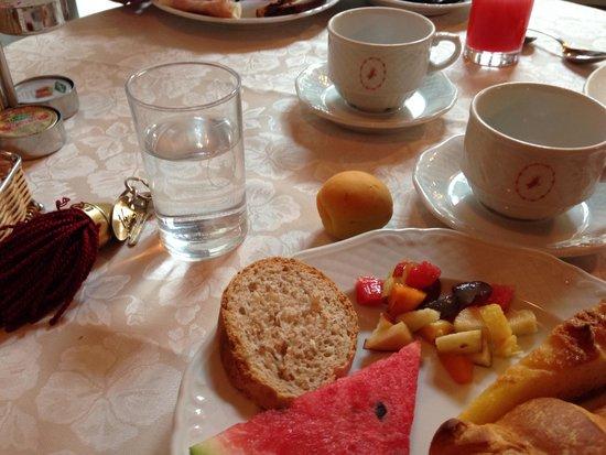 Hotel L'Antico Pozzo: Classy italian breakfast