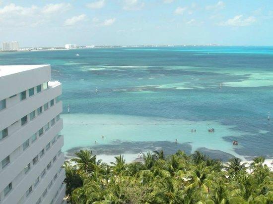 Oasis Palm: vista del hotel