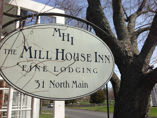 Mill House Inn: Arriving at Mill House