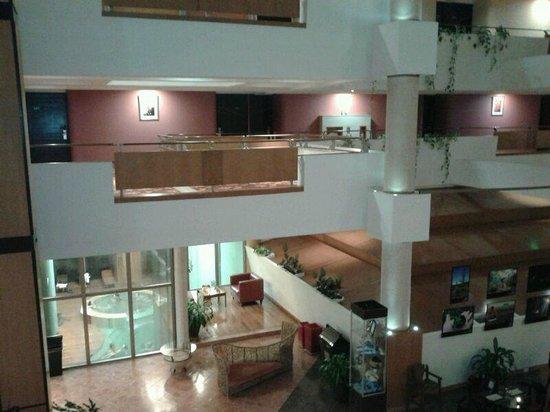 Amerian Portal del Iguazú: Pisos del hotel