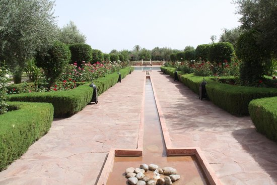 Les Jardins de Zyriab Resort & Spa : Peaceful Gardens