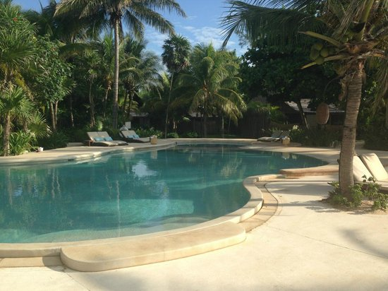 Viceroy Riviera Maya: Relaxing and quiet