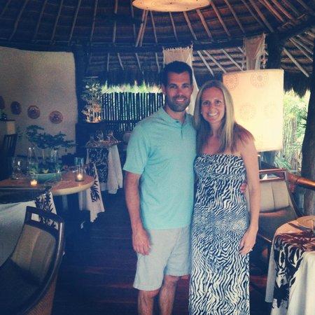 Viceroy Riviera Maya: La Marea Restaurant