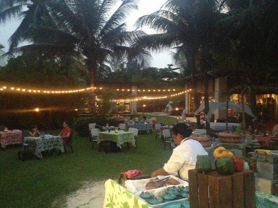 Viceroy Riviera Maya: Mexican Street Food - Tuesday night