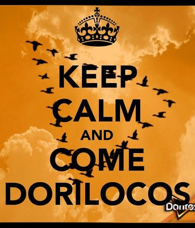 Tremendas Tortas: keep calm...