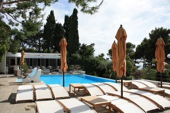 Hotel Orsa Maggiore : Pool.