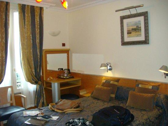 Hotel du Levant : Room 42