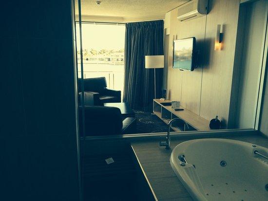 Lakes Resort Hotel: Spa room