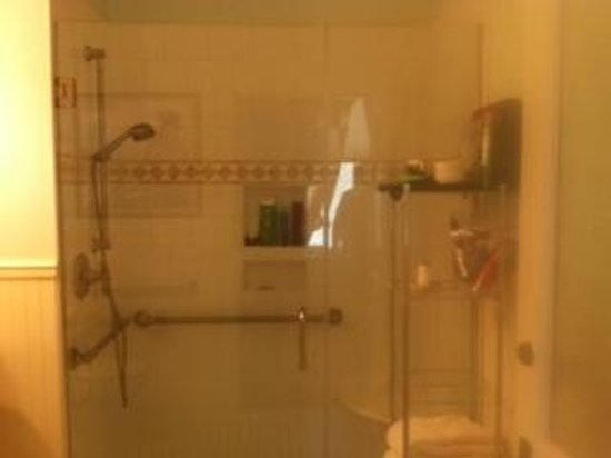 The Patriot House: Constitution Room - Shower