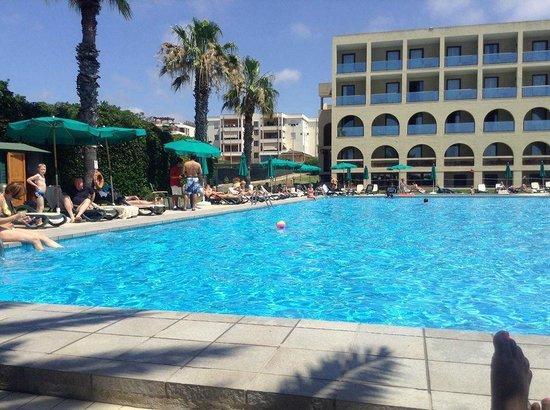 Carlos V Hotel: Olympic size pool