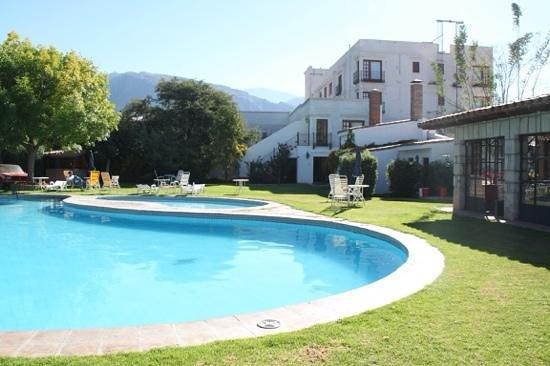 Hotel Asturias: hotel pool