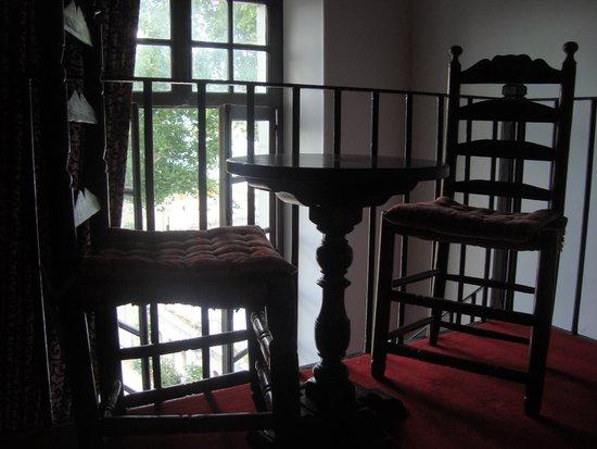 Le Grand Hotel de l'Abbaye : quarto
