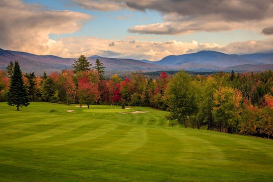 Mountain View Grand Resort & Spa: Golf Course in Fall