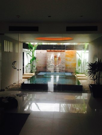 The Racha: Room with private pool