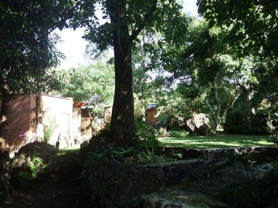 Canto de Aves Quinta Boutique : Jardín
