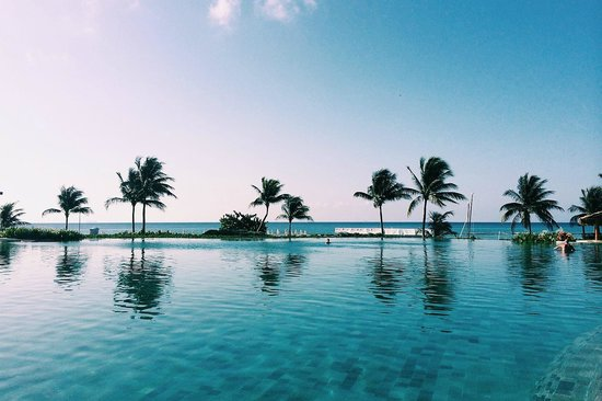 Grand Velas Riviera Maya: Infinity pool