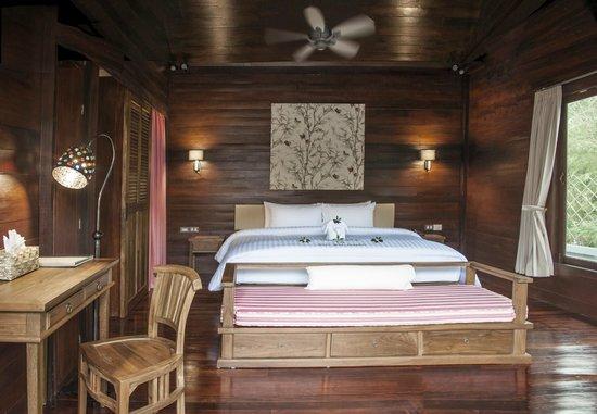 Gajapuri Resort & Spa: Lanai Deluxe Room Type