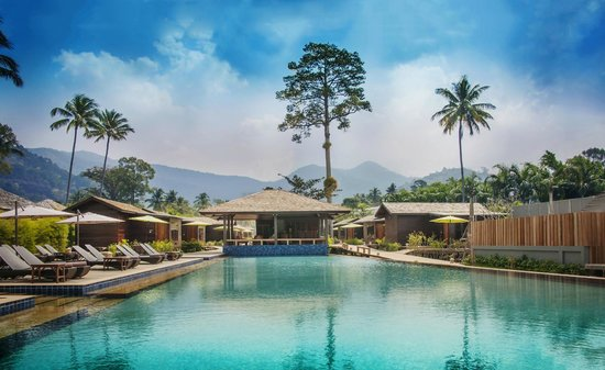 Gajapuri Resort & Spa: Stunning View