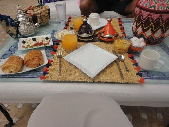 Dar Charkia: Lovely Breakfast