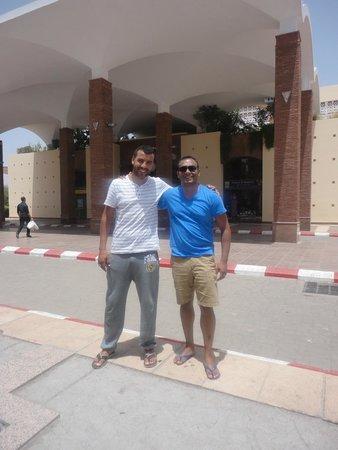 Dar Charkia: Abdullah and Danny
