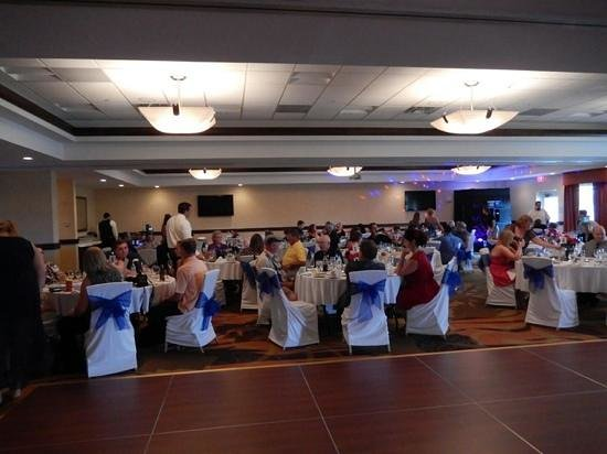 Hilton Garden Inn Watertown/Thousand Islands: Party In Progress