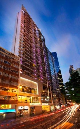 GARDEN East Serviced Apartments : Modern exterior