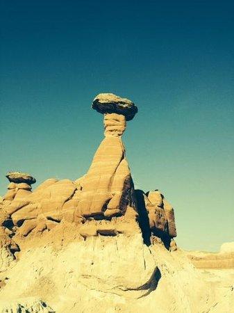 Paria Rimrocks Toadstool Hoodoos: incredible!