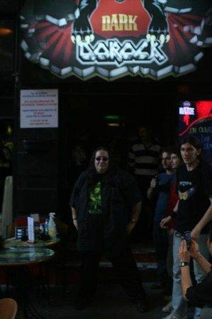 Jon Oliva in Dorock Bar